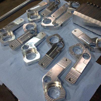 Finished Aluminium Job Ready For Anodising