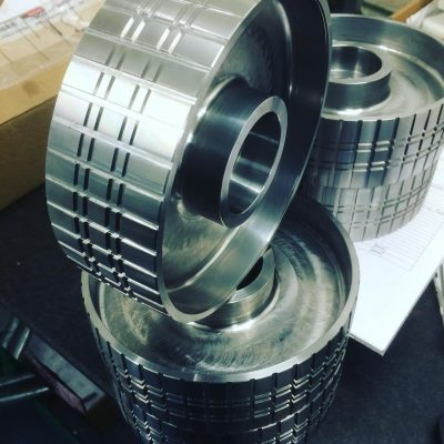 Steel Pressure Rollers