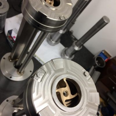 Stainless Steel Pumps With Brass Impellers